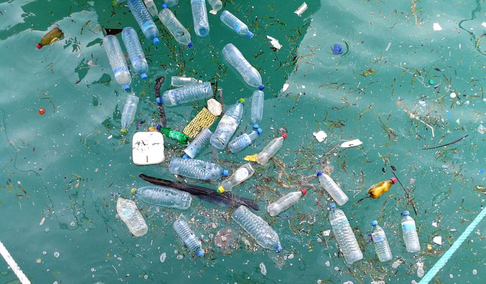 Umverschmutzung und Mikroplastik in den Meeren – Mr. Anaked / shutterstock.com