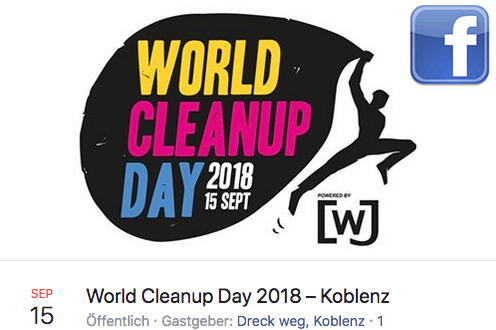 World Cleap Day Koblenz