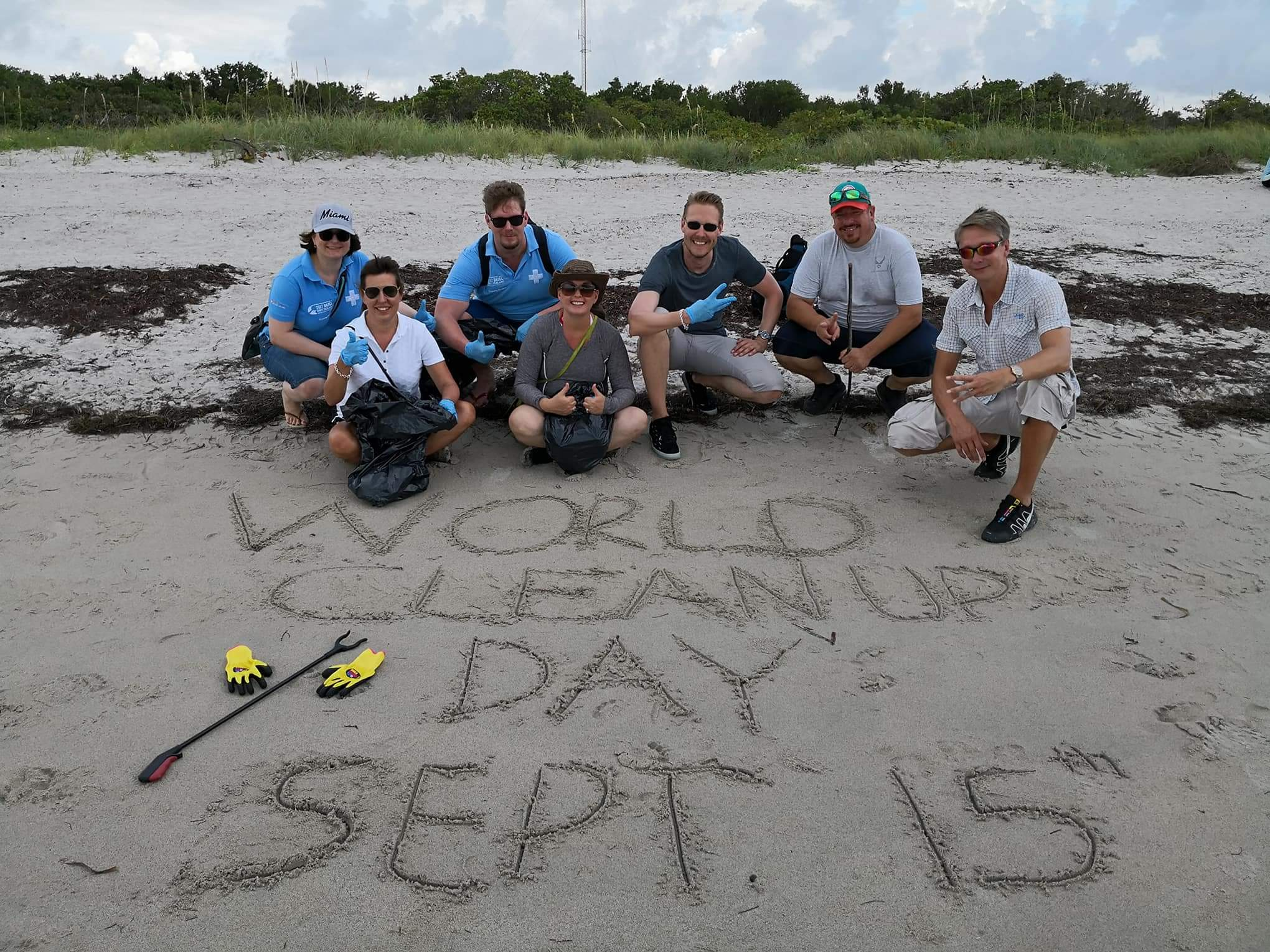 Foto: World Cleanup Day 2018