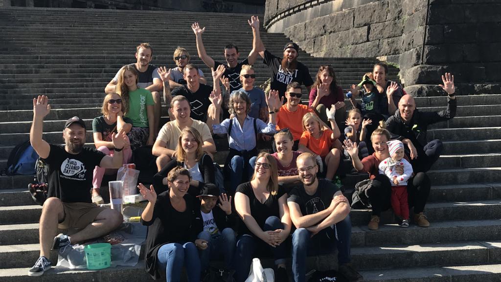 World Cleanup Day 2018 – Koblenz. Einige Impressionen