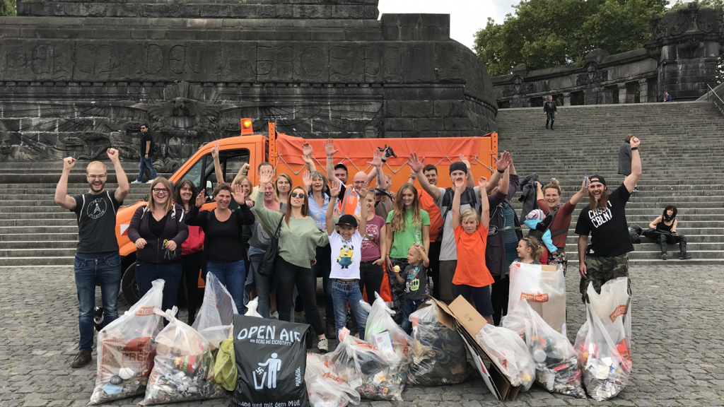 World Cleanup Day 2019 Koblenz