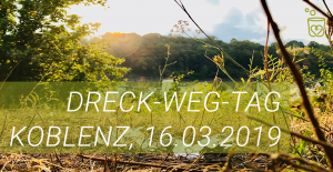 Foto: Dreck-weg-Tag am 16.03.2019 in Koblenz