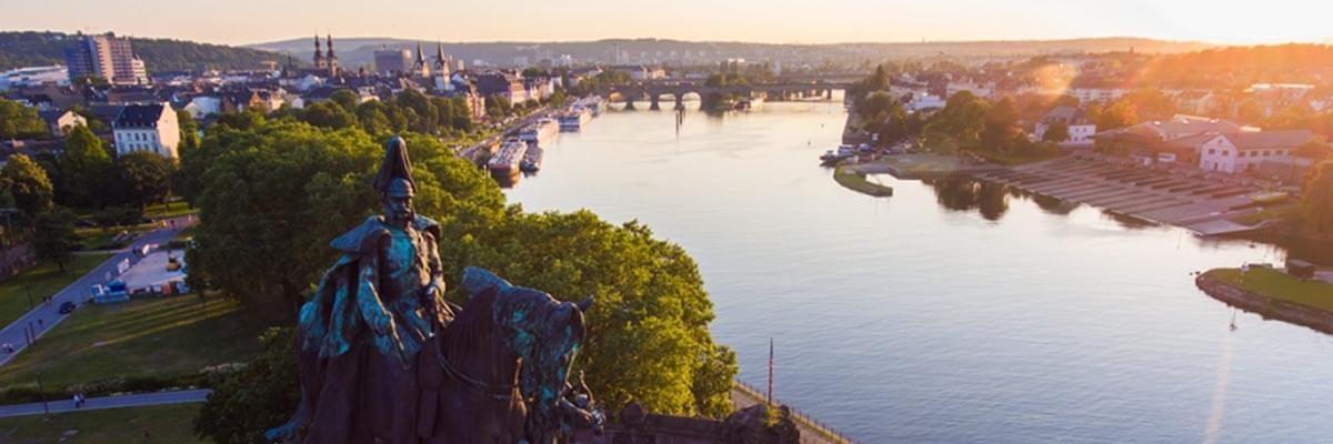 Foto: Dreck weg in Koblenz! Wir machen die Stadt sauber!