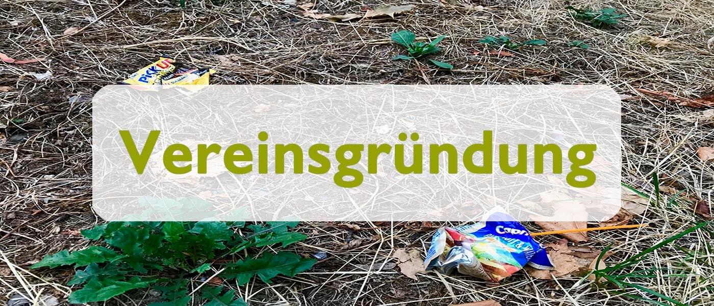 Foto: Vereinsgründung DRECK WEG, KOBLENZ!