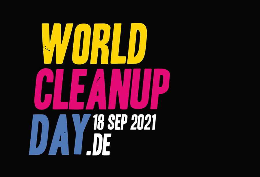 Abbildung: Logo World Cleanup Day 2021 Koblenz